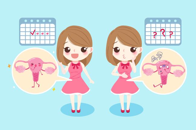 Menstruación Irregular en la Perimenopausia